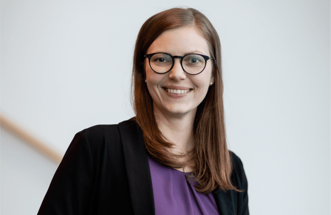 Daniela Forsgard CFO Optinova Group