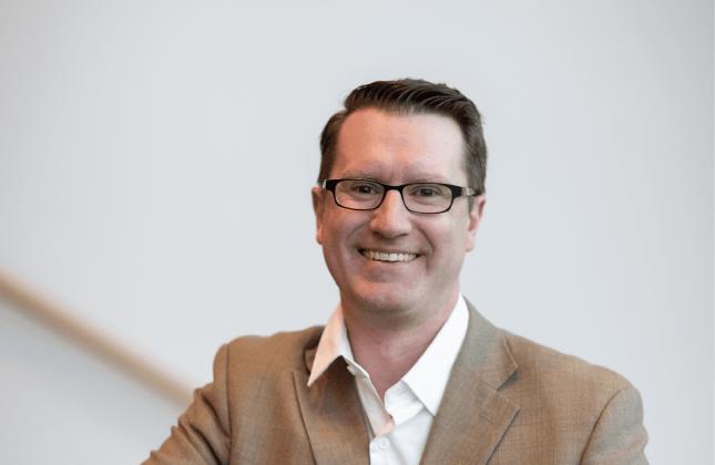 Jeff Larson VP Sales Americas