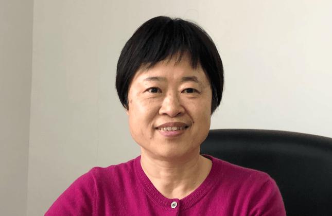 Liu Rong Sales Partner China