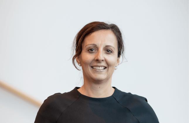 Natasa Liderfelt VP Sales Nordics UK Ireland