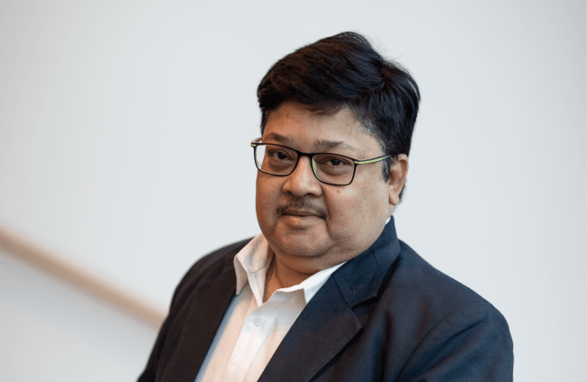 Soumen Sanyal VP Sales India SAARC