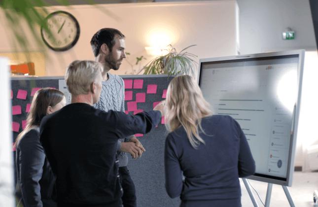 Optinova Agility Leadership Principle
