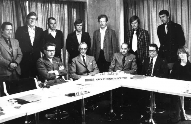 1974 Habia Group Conference