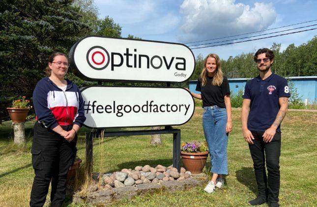Optinova Group OIC 2021 Summer Interns